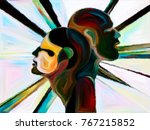 stained glass forever series.... | Shutterstock . vector #767215852