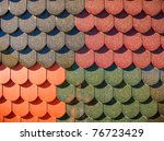 tile abstract color background | Shutterstock . vector #76723429