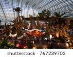 singapore   dec 2  chirstmas...   Shutterstock . vector #767239702