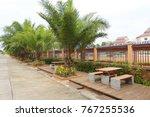 landscape adjustment roads and... | Shutterstock . vector #767255536