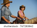 Country Girls   Women Riding...
