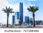 riyadh  saudi arabia  ksa  ... | Shutterstock . vector #767288488