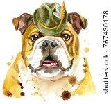 cute dog. dog t shirt graphics. ...   Shutterstock . vector #767430178
