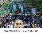 dhaka  bangladesh   december 03 ... | Shutterstock . vector #767455312