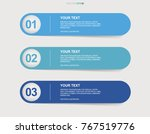 banner paper tag background for ... | Shutterstock .eps vector #767519776