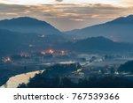 the brivio swamp along the adda ... | Shutterstock . vector #767539366