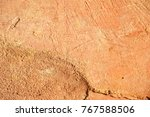 wall texture background red... | Shutterstock . vector #767588506