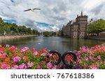 Binnenhof Building And The...