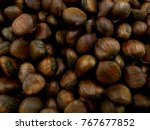 Chestnuts For Background Or...