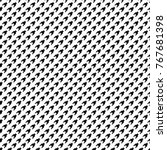 seamless surface pattern design ... | Shutterstock .eps vector #767681398