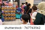 kuala lumpur  malaysia  dec 1...   Shutterstock . vector #767763562
