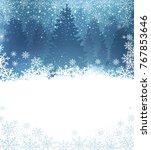 illustration for merry...   Shutterstock . vector #767853646