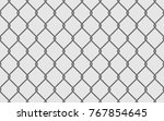 pattern texture the cage metal... | Shutterstock .eps vector #767854645