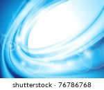 abstract blue background  no...