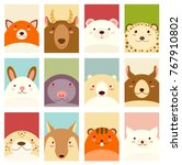 banner  background  flyer ... | Shutterstock .eps vector #767910802