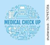 medical check up poster