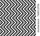 design seamless monochrome... | Shutterstock .eps vector #768011956