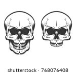 monochrome illustration of... | Shutterstock .eps vector #768076408