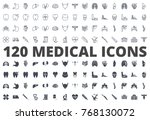 medical medicine organs icon... | Shutterstock .eps vector #768130072
