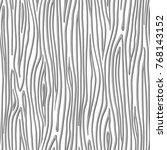 seamless wooden pattern. wood... | Shutterstock .eps vector #768143152