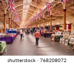 15 june 2017  barnstaple ... | Shutterstock . vector #768208072