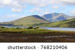 connemara national park in... | Shutterstock . vector #768210406