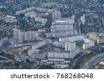 geneva switzerland lake | Shutterstock . vector #768268048