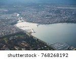 geneva switzerland lake | Shutterstock . vector #768268192