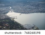 geneva switzerland lake | Shutterstock . vector #768268198