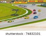 sepang  malaysia   april 9 ... | Shutterstock . vector #76832101