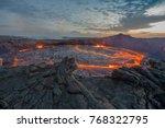 africa.efiopia.vulcan of erta al | Shutterstock . vector #768322795