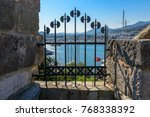 bodrum view from bodrum castle  | Shutterstock . vector #768338392