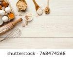 Cooking Ingredients Background...