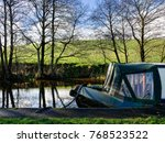 salterforth england  november... | Shutterstock . vector #768523522
