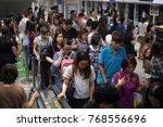 bangkok thailand   october 29 ... | Shutterstock . vector #768556696
