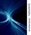 abstract blue and black... | Shutterstock . vector #768569878