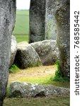 Small photo of Stonehenge inner circle