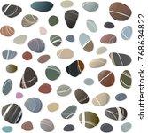 Beautiful Color Stones