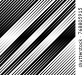 abstract black diagonal striped ... | Shutterstock .eps vector #768805915