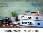 Policies and procedures....