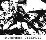 spotty surface. background. | Shutterstock .eps vector #768834712