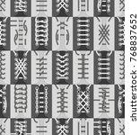 shoe lacing schemes collection