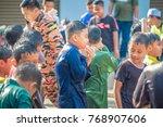 muadzam shah  malaysia disember ... | Shutterstock . vector #768907606