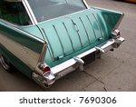 1957 Chevrolet Bel Air Nomad...
