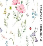 Gentle Watercolor Floral...