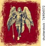 eps10   archangel   elegant...   Shutterstock .eps vector #76904572