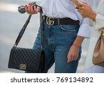 milan  italy   september 22 ... | Shutterstock . vector #769134892