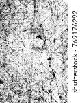 grunge black and white pattern. ... | Shutterstock . vector #769176292