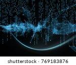 information tide series.... | Shutterstock . vector #769183876