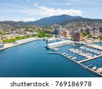 an an aerial view of... | Shutterstock . vector #769186978
